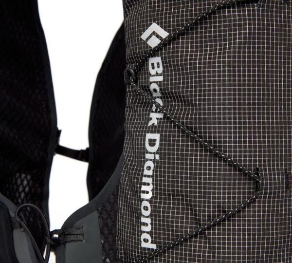 Distance 8 Backpack black