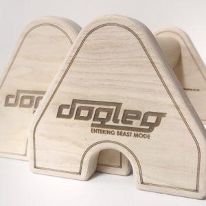 Dogleg Parallettes Bars