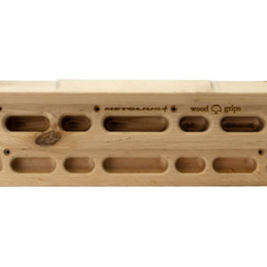 Metolius Compact II Wooden Hangboard