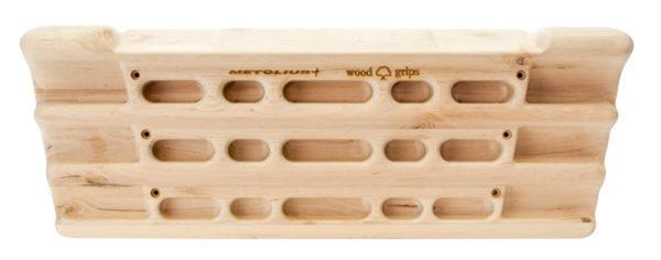 Metolius Deluxe II Wooden Hangboard
